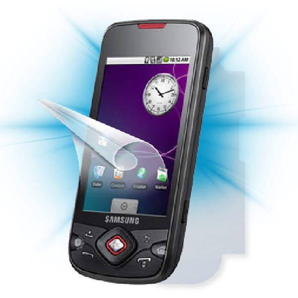ScreenShield Samsung Galaxy Spica (i5700) - Film for display + body protection