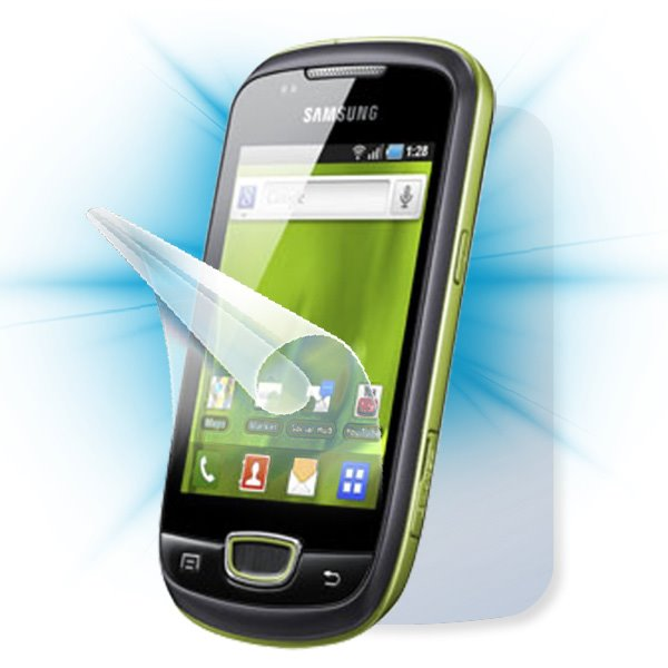 ScreenShield Samsung Galaxy mini (S5570) - Film for display + body protection