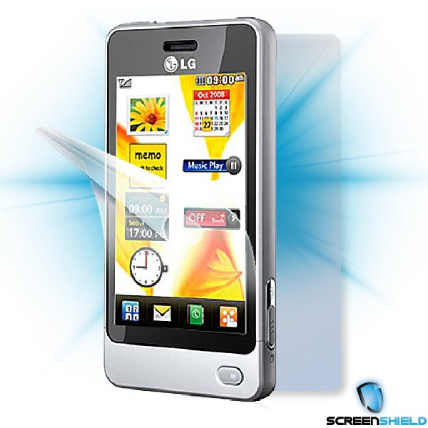 ScreenShield LG GD510 - Film for display + body protection