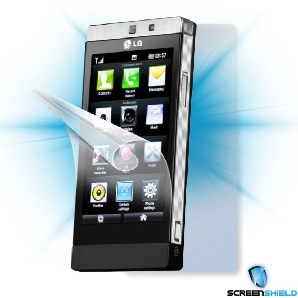 ScreenShield LG GD880 - Film for display + body protection
