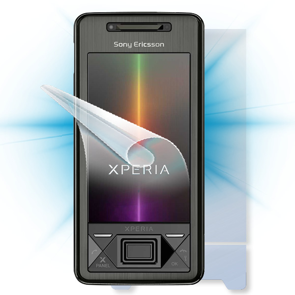 ScreenShield Sony Ericsson Xperia X1 - Film for display + body protection