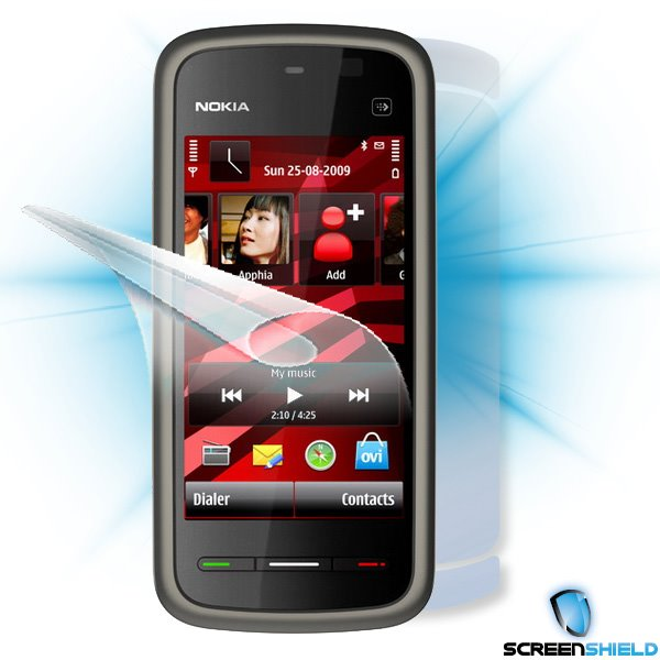 ScreenShield Nokia 5230 - Film for display + body protection