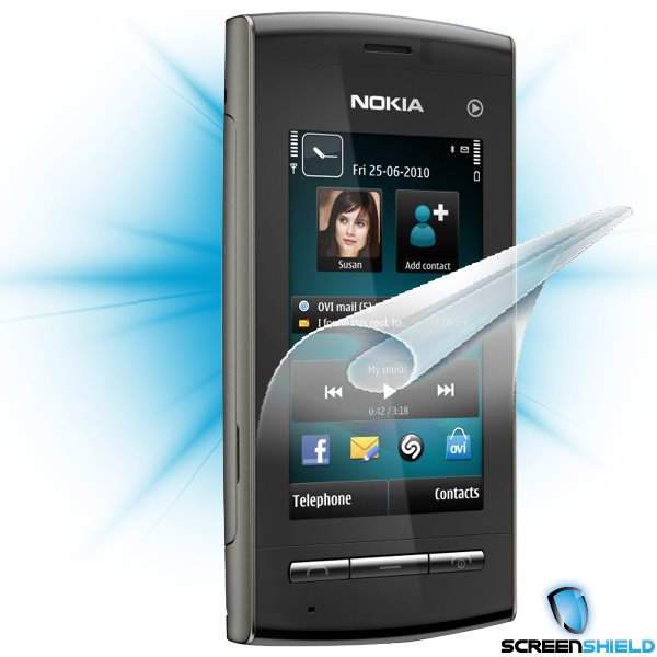 ScreenShield Nokia 5250 - Film for display protection