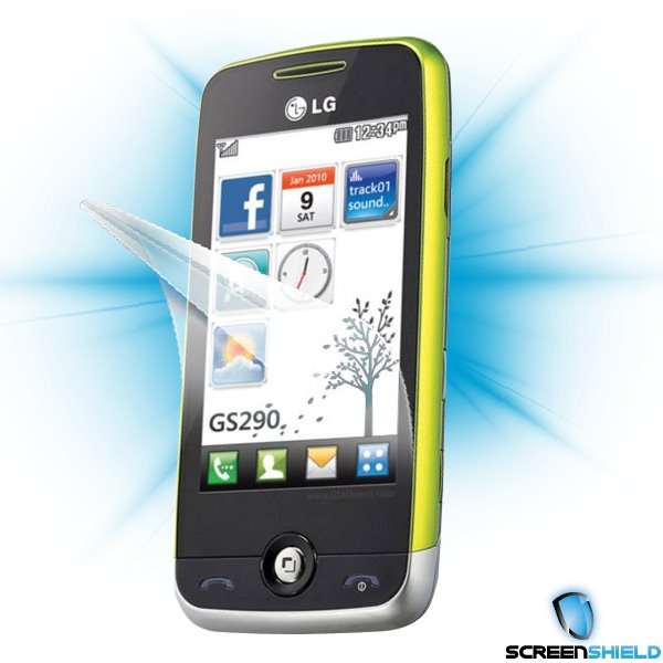 ScreenShield LG GS290 - Film for display protection