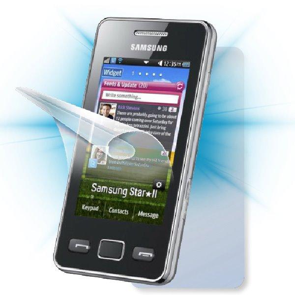 ScreenShield Samsung Star II (S5260) - Film for display + body protection