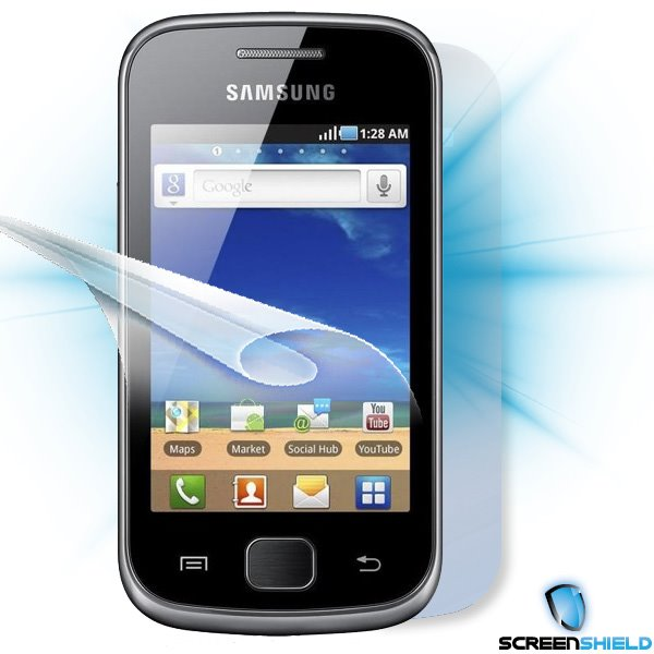 ScreenShield Samsung Galaxy Gio (S5660) - Film for display + body protection