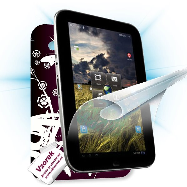 ScreenShield Lenovo Ideapad K1 - Film for display protection and voucher for decorative skin (including shipping fee to