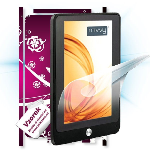 ScreenShield Mivvy MIDroid H23 - Film for display protection and voucher for decorative skin (including shipping fee to
