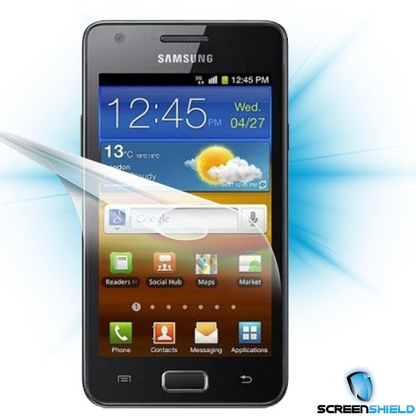 ScreenShield GT-i9103 Galaxy R - Film for display protection