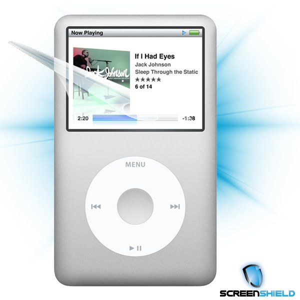 ScreenShield iPOD classic 4. generace - Film for display protection