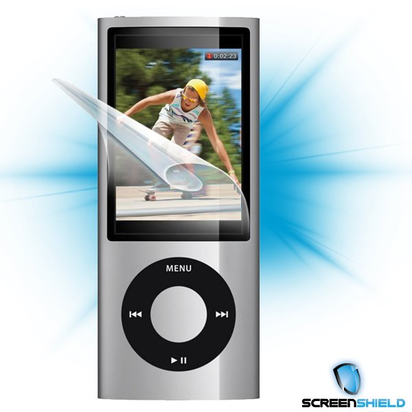 ScreenShield iPOD Nano 5. generace - Film for display protection