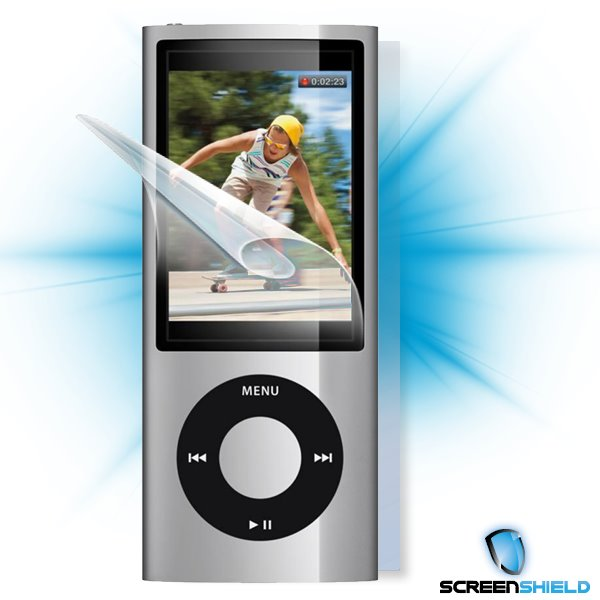 ScreenShield iPOD Nano 5. generace - Film for display + body protection