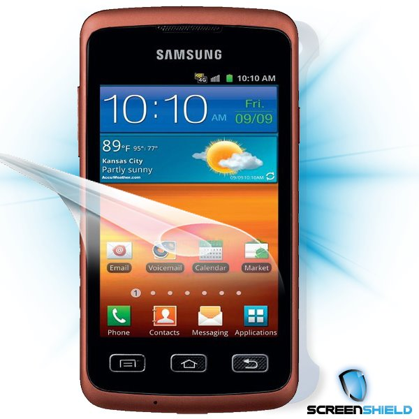 ScreenShield Samsung Galaxy XCover S5690 - Film for display + body protection