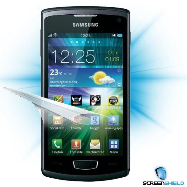 ScreenShield Samsung Wave III S8600 - Film for display protection
