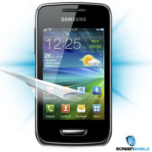 ScreenShield Samsung Wave Y S5380 - Film for display protection