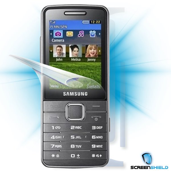 ScreenShield Samsung S5610 - Film for display + body protection