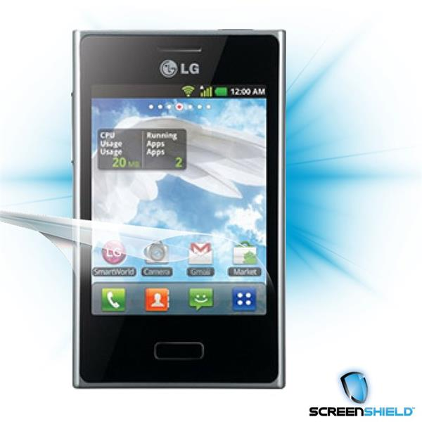 ScreenShield LG Optimus L3 - Film for display protection
