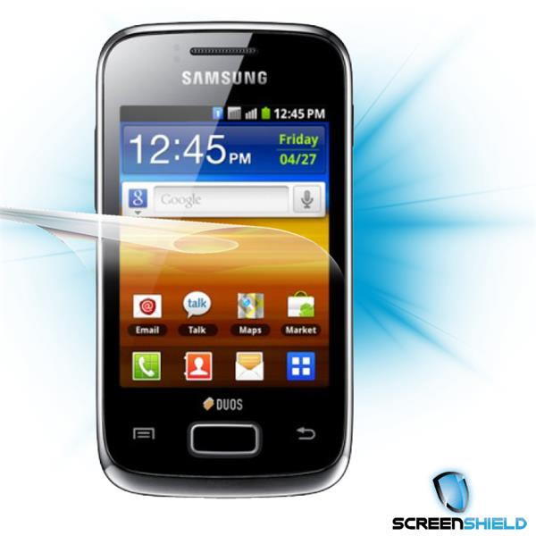 ScreenShield Samsung Galaxy Y S6102 - Film for display protection
