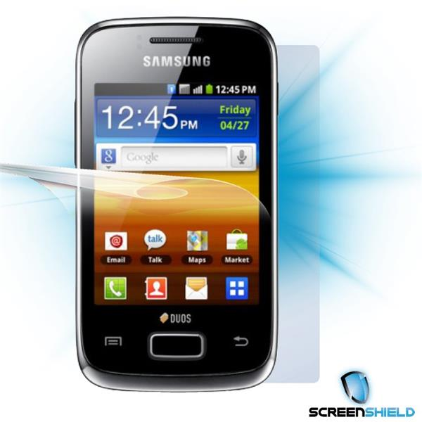 ScreenShield Samsung Galaxy Y S6102 - Film for display + body protection