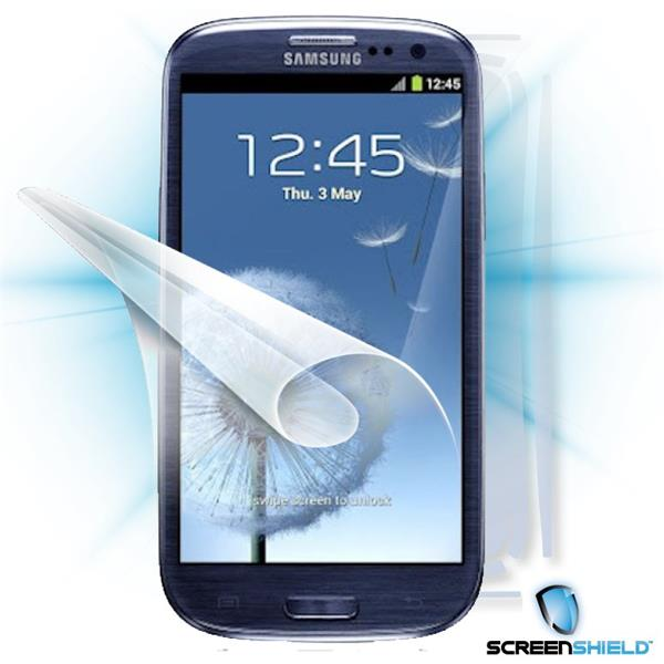 ScreenShield Samsung Galaxy S III i9300 - Film for display + body protection