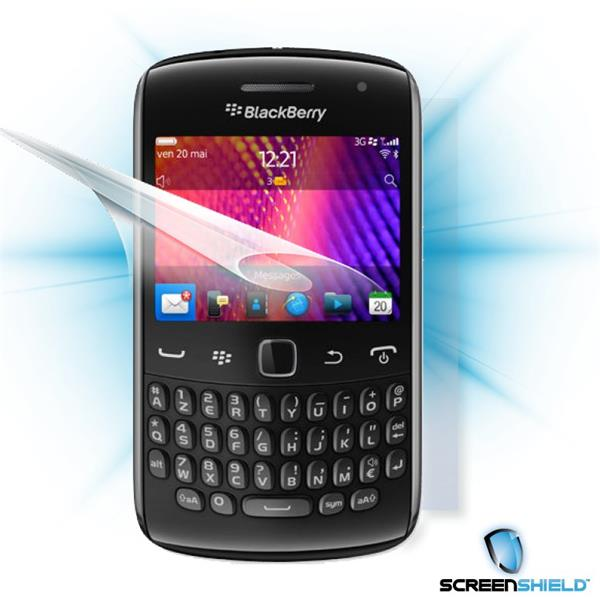 ScreenShield Blackberry Curve 9360 - Film for display + body protection