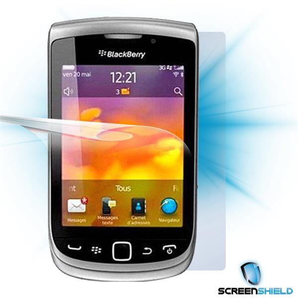 ScreenShield Blackberry Torch 9810 - Film for display + body protection