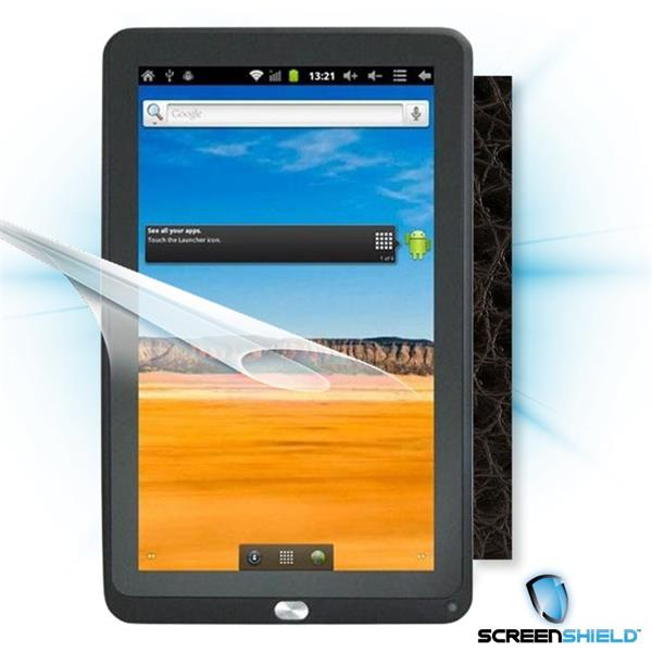 ScreenShield GoClever Tab TAB A103 - Films on display and carbon skin (leather)