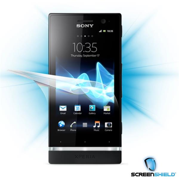 ScreenShield Sony Xperia U - Film for display protection