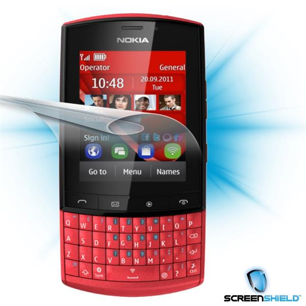 ScreenShield Nokia Asha 303 - Film for display protection
