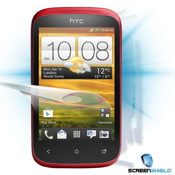 ScreenShield HTC Desire C - Film for display + body protection