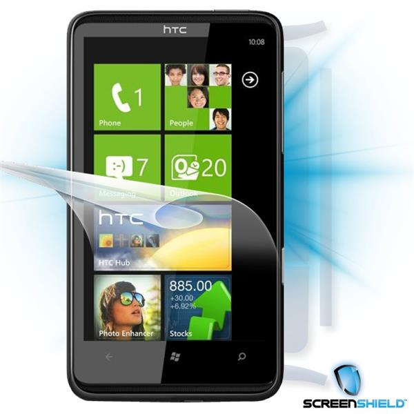 ScreenShield HTC HD7 - Film for display + body protection