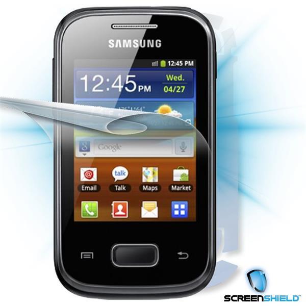 ScreenShield Samsung Galaxy Mini 2 Pocket S5300 - Film for display + body protection