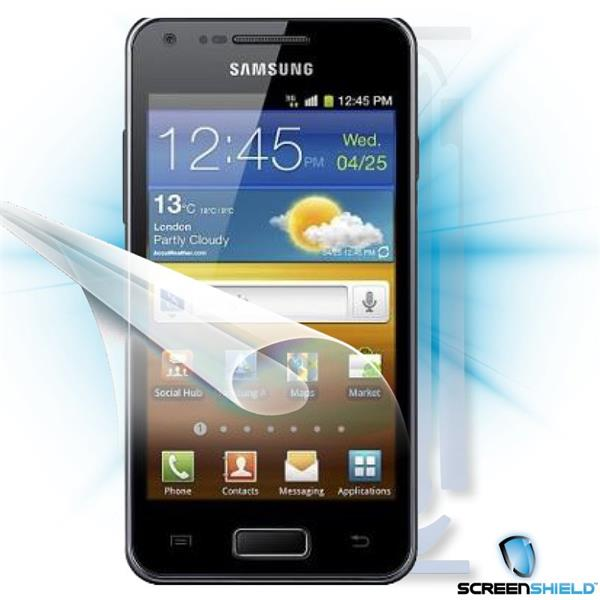 ScreenShield Samsung Galaxy S Advance i9070 - Film for display + body protection