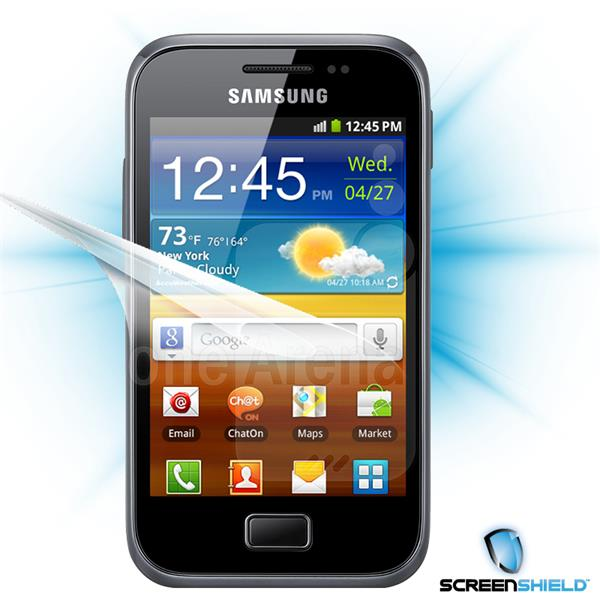 ScreenShield Samsung Galaxy Ace Plus S7500 - Film for display protection