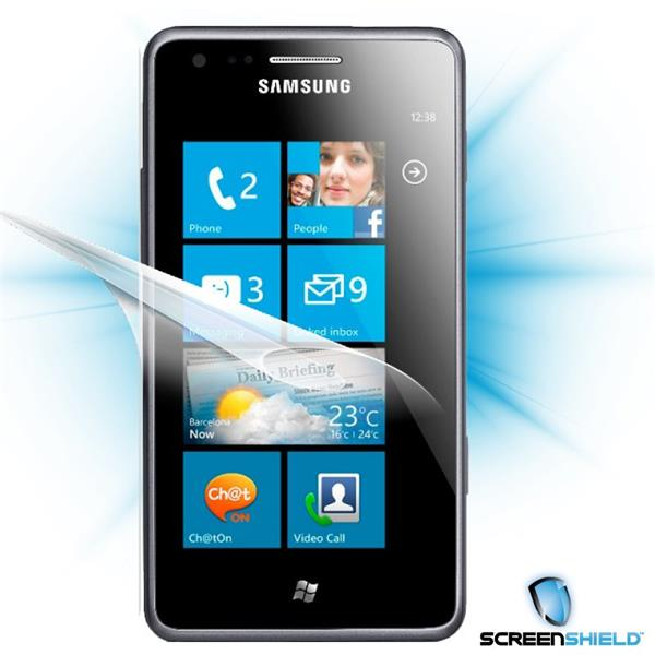 ScreenShield Samsung Omnia M S7530 - Film for display protection
