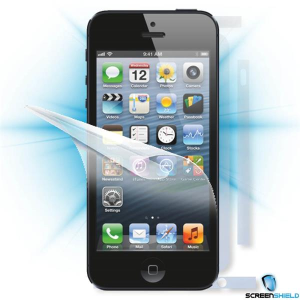 ScreenShield iPhone 5 - Film for display + body protection