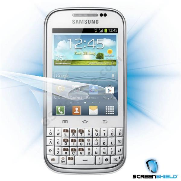 ScreenShield Samsung Galaxy Ch@t B5330 - Film for display protection
