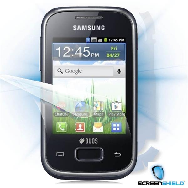 ScreenShield Samsung Galaxy Pocket Duos S5302 - Film for display + body protection
