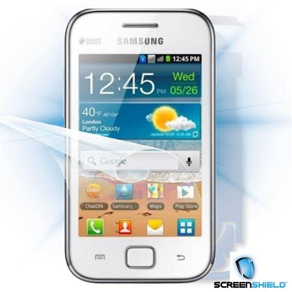 ScreenShield Samsung Galaxy Ace DUOS S6802 - Film for display + body protection