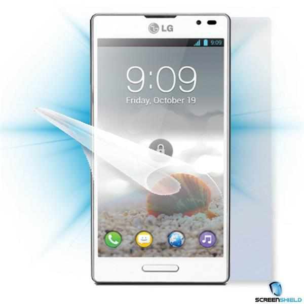 ScreenShield LG T3 P760 - Film for display + body protection