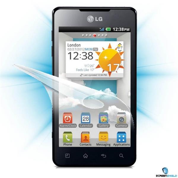 ScreenShield LG Optimus 3D MAX P720 - Film for display protection