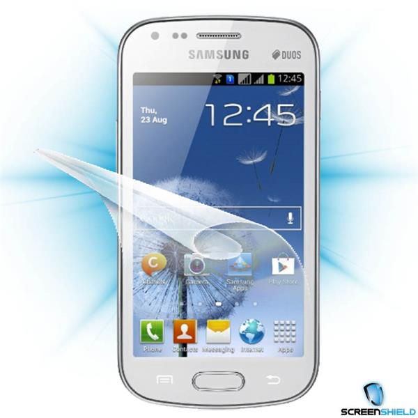 ScreenShield Samsung Galaxy S DUOS S7562 - Film for display protection