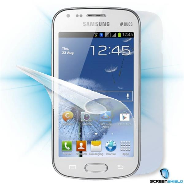 ScreenShield Samsung Galaxy S DUOS S7562 - Film for display + body protection