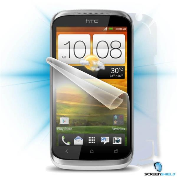ScreenShield HTC Desire X - Film for display + body protection