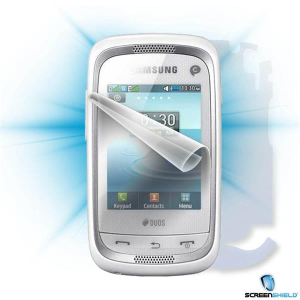 ScreenShield Samsung Champ Neo Duos C3262C3262 - Film for display + body protection