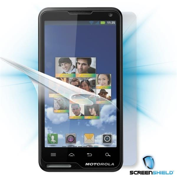 ScreenShield Motorola Motoluxe Ironmax XT615 - Film for display + body protection