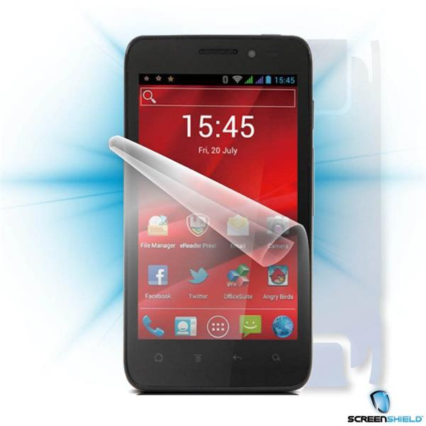 ScreenShield Prestigio PAP 4300 - Film for display + body protection