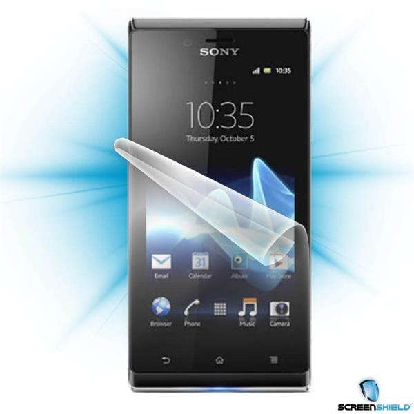 ScreenShield Sony Xperia J - Film for display protection