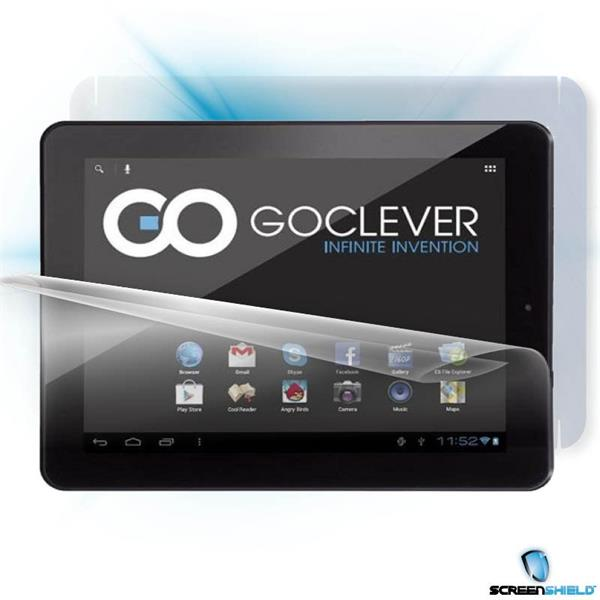 ScreenShield GoClever TAB A104 - Film for display + body protection