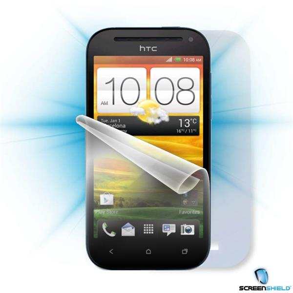 ScreenShield HTC ONE SV - Film for display + body protection